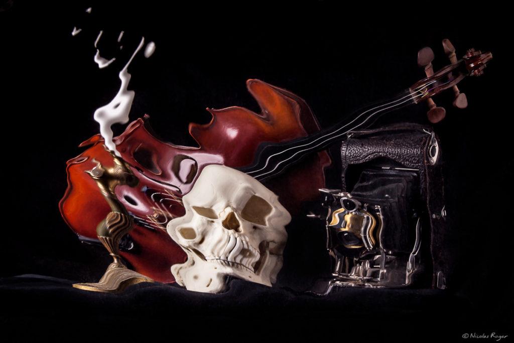 artiste-photographe-vanite-contemporain
